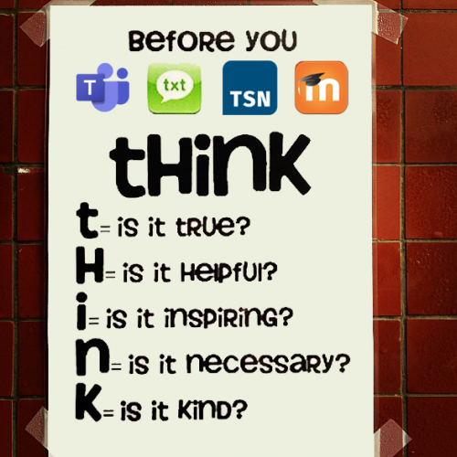 Rules to think