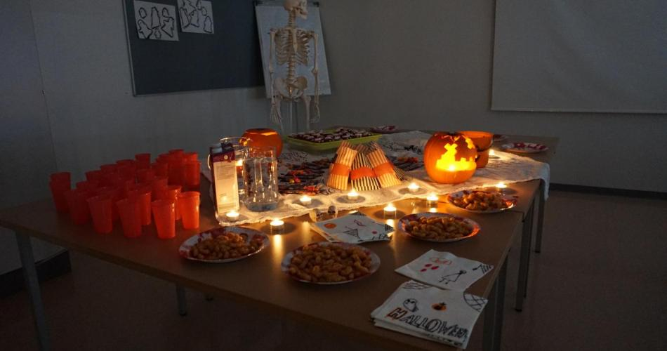 Hallween-Party